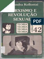Marxismo e Revolução Sexual Alexandra Kollontai Reduzido