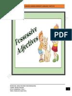 Possessive Adjectives1jj
