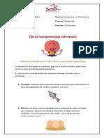 Tips de Neuroaprendizaje Universitario