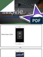 imovie presentation