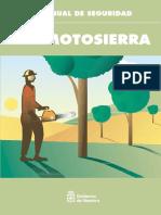Manual de Seguridad de La Motosierra