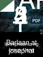 Barlaan at Josaphat