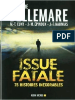 Issue Fatale - Pierre Bellemare