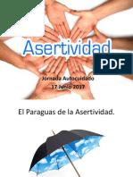 Paraguas de La Asertividad.