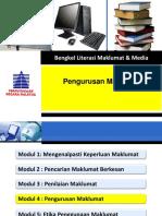 Pengurusan Maklumat