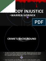 Warren Horinek