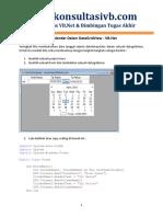 Menampilkan Kalender Dalam Datagridview Vb Net