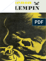 Malempin - Georges Simenon