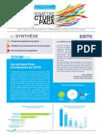 Baromètre PACA 15e édition