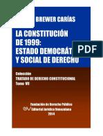 Brewer Tratado de Dc Tomo Vii 9789803652548 Txt