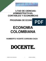Unidad 3 Incidencia Del Cafe en La Economia Colombiana . 1-A