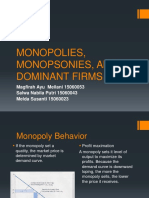 Kelompok 9 Bab 4 Modern Industri Organisasi