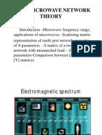 BEC703 - Microwave Engineering