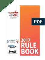 Zeal Drag Rulebook 2017
