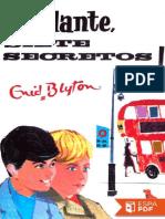 !Adelante, Siete Secretos! - Enid Blyton