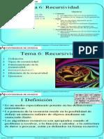 6FP Recursividad
