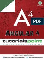 Angular4 Tutorial