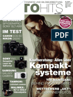 FOTOHITS - Fotografieren Und Filmen - No 03-2013