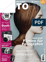 FOTOHITS - Fotografieren Und Filmen - No 04-2013