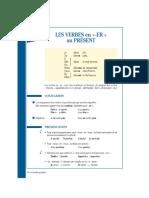VERBE 1er Groupe-p74 Gram Progressive Inter