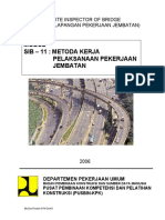 2006-11-Metode Kerja Pelaksanaan Jembatan