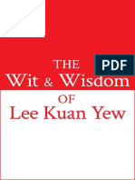 The Wit and Wisdom of Lee Kuan Yew (2013) by Lee Kuan Yew.epub