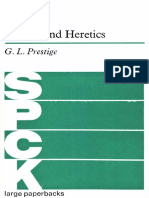 Prestige, G.L. - Fathers and Heretics