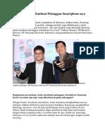Cara Samsung Membuat Pelanggan Smartphone-nya Loyal