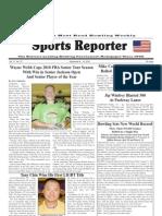 September 8, 2010 Sports Reporter