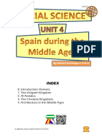 Student's Booklet - Spain During the Middle Ages
