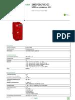Modicon M580 - EPac Controller_BMEP58CPROS3