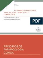 Principios Del Farmacologia Clinica - Dx - Terapeutica