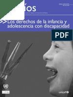 15. Los Derechos de La Infancia y Adolescencia Con Discapacidad