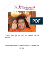 Cantos Devocionales Sai Baba