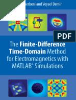 FDTD Method for Em With MATLAB Simulations