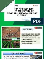 3.- Emisores de Riego Del Srt Por Goteo