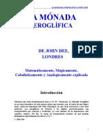 DEE, John - La monada jeroglfica.doc