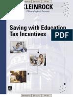 Saving With Education