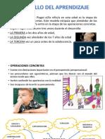 Desarrollo de Apren y Lenguaje