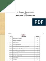 129566805 Online Job Portal System