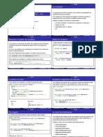 Programmation Orientée Objet – Java