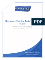 numeracy naplan