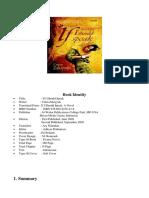 Contoh Resensi Novel Bahasa Inggris