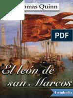 El Leon de San Marcos - Thomas Quinn