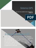 Sistema GPS Ana Faustino