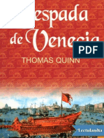 La Espada de Venecia - Thomas Quinn