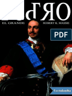 Pedro El Grande - Robert K Massie