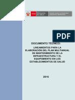 Version Publicada Lineamientos de Mantenimiento 27.07.17