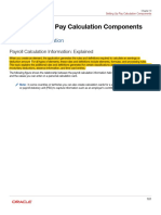 10 Setting Up Pay Calculation Components