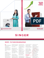 Annual Report 2016 of Singer Bangladesh Limited